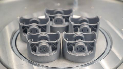 Piston Hasil Produksi Printer 3D Mampu Dongkrak Performa