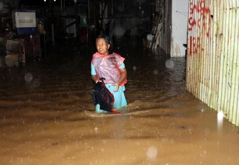 Banjir Terjang Kota Sorong, Empat Orang Tewas