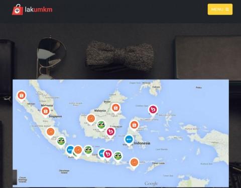 Kominfo Sediakan Situs Pusat Data UMKM Indonesia