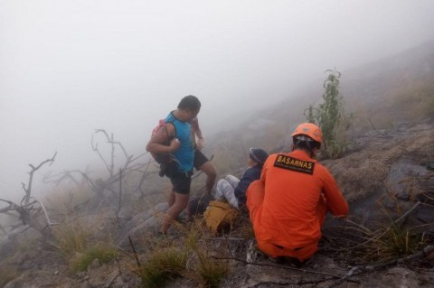 Status Gunung Agung Turun ke Level Siaga