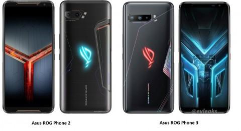 Bocor, Begini Desain Asus ROG Phone 3