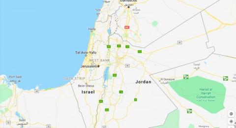 Palestina Hilang dari Peta Google dan Apple