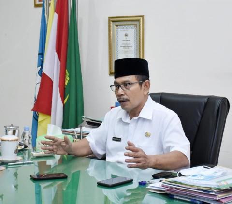KBM Tatap Muka di Kabupaten Tegal Dihentikan