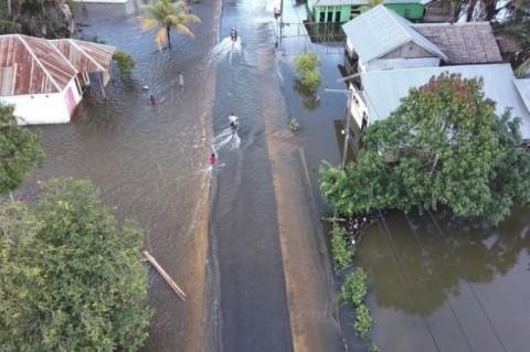 14 Kecamatan di Konawe Utara Terendam Banjir