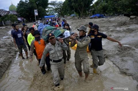 Bantuan Tanggap Darurat Rp7 Miliar Masuk ke Luwu Utara