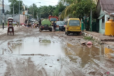 5 Orang Tewas Akibat Banjir dan Longsor di Sorong