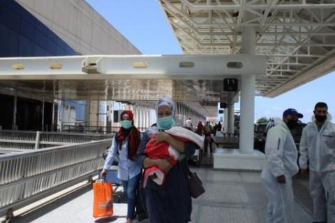 KBRI Beirut Repatriasi 104 WNI Korban TPPO di Suriah