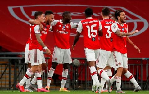 Gasak Manchester City, Arsenal Melangkah ke Final