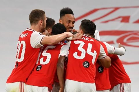 Tekuk Manchester City 2-0, Arsenal ke Final Piala FA
