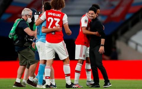 Perasaan Arteta Campur Aduk Usai Arsenal Singkirkan City