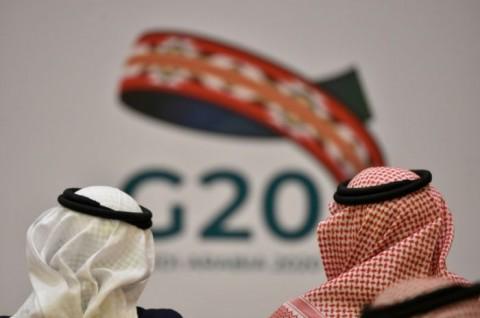 Para Pejabat Keuangan G20 Janji Dorong Ekonomi Global