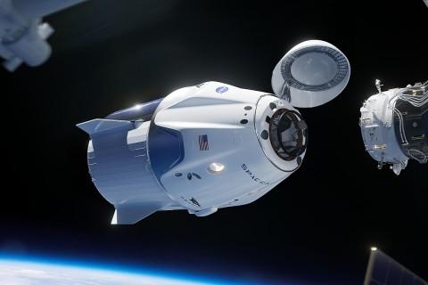 Astronaut NASA Crew Dragon Pulang ke Bumi Bulan Depan