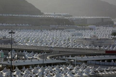 Mekkah Mulai Perketat Akses Masuk bagi Calon Jemaah Haji