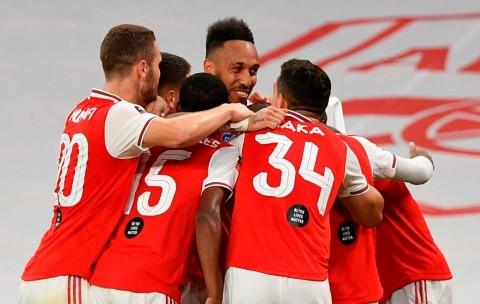5 Fakta Menarik Usai Arsenal Lolos ke Final Piala FA