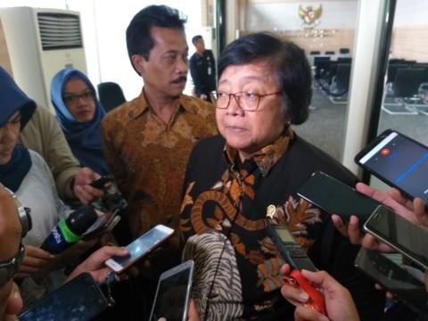 Menteri LHK Mantapkan Pencegahan Karhutla Permanen di Riau