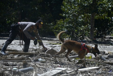 14.483 Orang Terdampak Banjir Luwu Utara