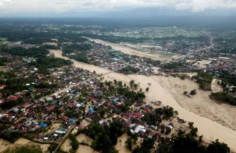 Banjir Jadi Peringatan Hindari Bermukim di Sekitar Sungai