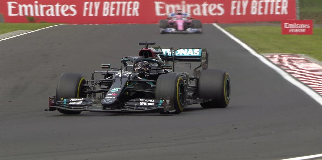Hamilton Jadi yang Tercepat di GP Hungaria
