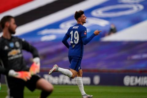 Tundukkan MU, Chelsea Tantang Arsenal di Final Piala FA