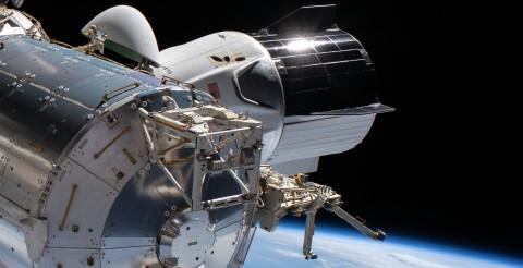 SpaceX Siap Terbangkan Kembali Astronaut NASA ke ISS