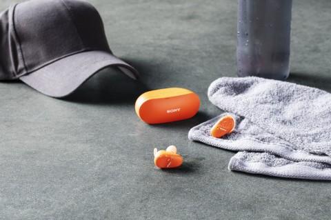 Sony Rilis Headphone TWS Anyar untuk Olahraga