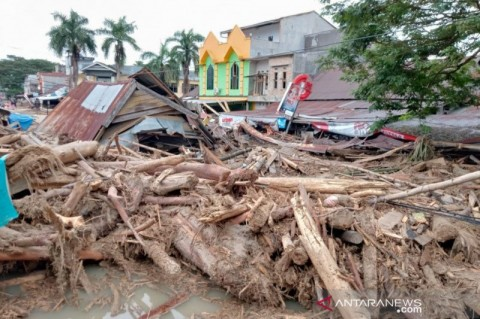 Masa Pencarian Korban Banjir Luwu Utara Diperpanjang