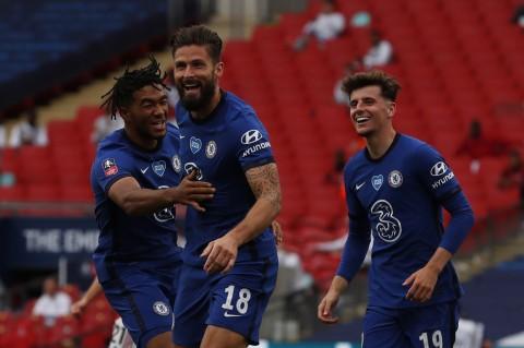 Gilas MU 3-1, Chelsea ke Final Piala FA