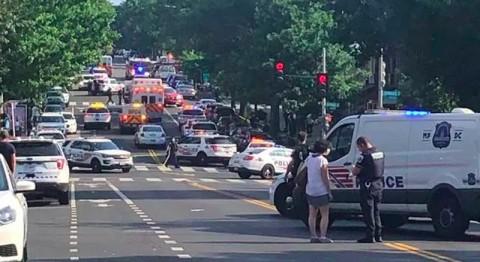 Penembakan di Ibu Kota Amerika Serikat, 1 Orang Tewas