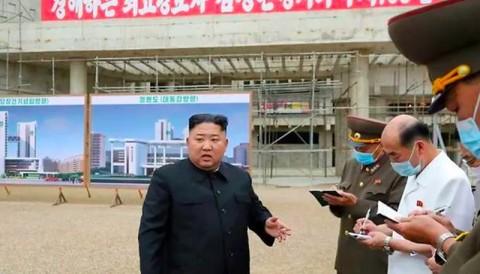 Pembangunan Rumah Sakit Bermasalah, Kim Jong-un Mengamuk