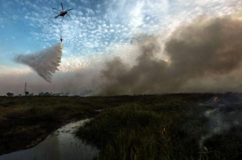 Jambi Dapat Bantuan 4 Helikopter untuk Atasi Karhutla