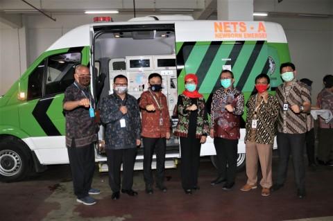 Pembayaran Ambulans Gawat Darurat DKI Kini Non-Tunai