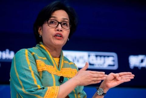 Sri Mulyani: Defisit Anggaran Memburuk di Semester I