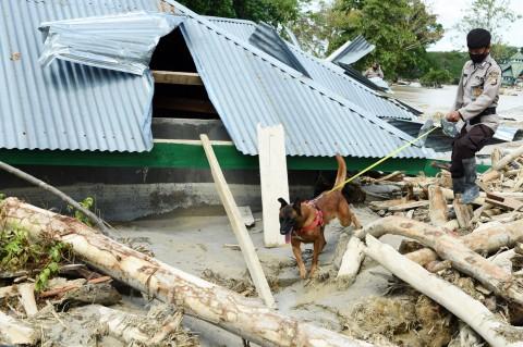 18 Korban Banjir Bandang Luwu Utara Belum Ditemukan