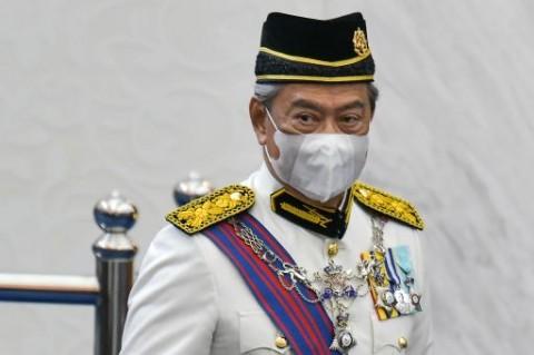 PM Muhyiddin Tegaskan Penggunaan Masker Wajib di Malaysia