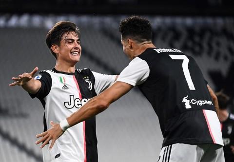 Ronaldo Bawa Juve Tundukkan Lazio