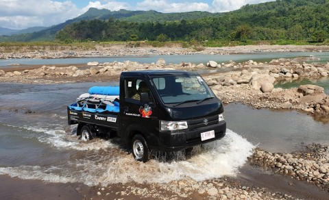 Angin Segar Sambangi Penjualan Mobil Suzuki di Juni 2020
