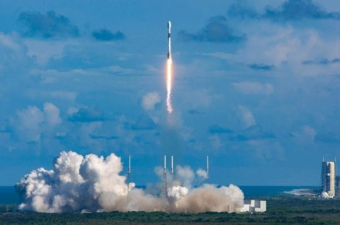 Satelit Militer Pertama Korea Selatan Berhasil Diluncurkan