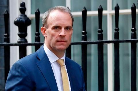 Inggris Segera Tangguhkan Perjanjian Ekstradisi Hong Kong
