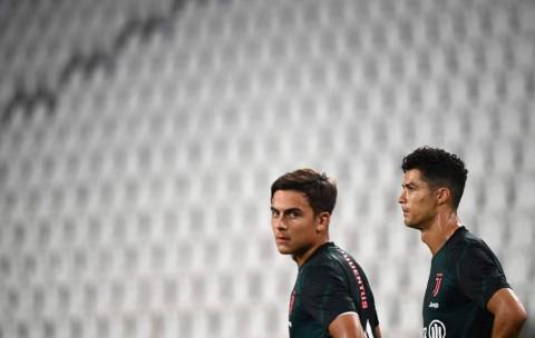 Direktur Juventus Bicara Masa Depan Ronaldo dan Dybala