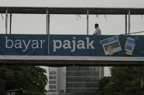 Belanja Pajak Jaga Ekonomi Indonesia