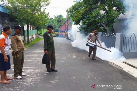 Penderita DBD Terbanyak di Sumsel Ada di Palembang
