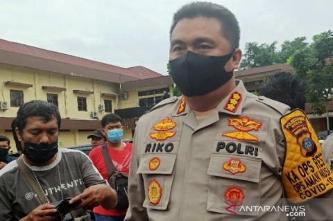 Tersangka Penganiaya Polisi di Medan Bertambah