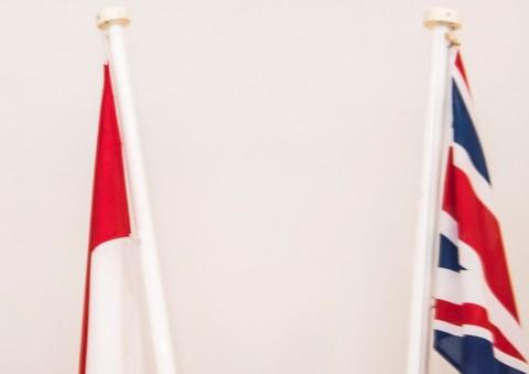 Indonesia-Inggris Sepakat Selesaikan Kajian Perdagangan