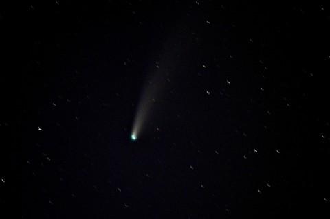 23 Juli, Komet Neowise Melintas Terdekat ke Bumi