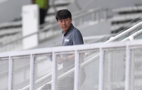 Tiba di Jakarta, Shin Tae-yong Langsung Ditelepon Ketum PSSI