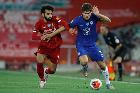 Hasil Pertandingan Sepak Bola Semalam: Liverpool vs Chelsea dan Inter vs Fiorentina