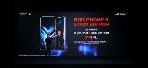 Asus ROG Phone 3 Punya Seri Strix Edition, Apa Bedanya?