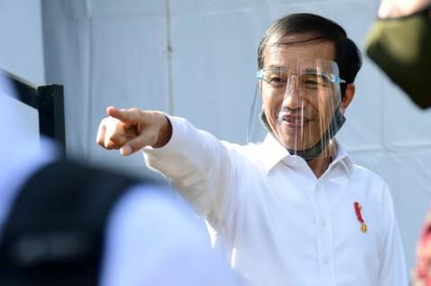 Jokowi Wanti-wanti Jangan Ada Koperasi Sudah Mati Tetap Disuapi