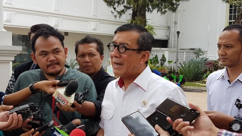 Versi Pengusaha, Kinerja Menteri Yasonna Paling Buruk