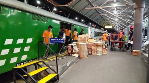 Tarif Murah, Penggunaan Layanan Rail Express KAI Naik 73%